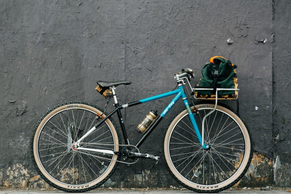 Argon-Rahmen im Cruiser-Bike? | MTB-News.de