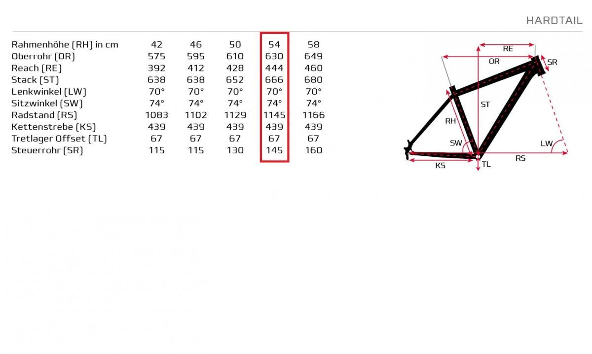 Cube LTD Pro 29 -> 21 oder 23 Zoll -> Bitte um Hilfe. | MTB-News.de