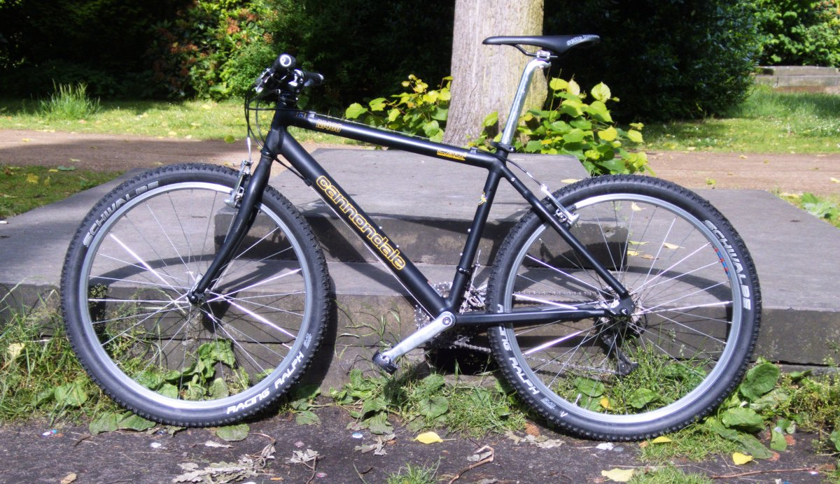 bike left.