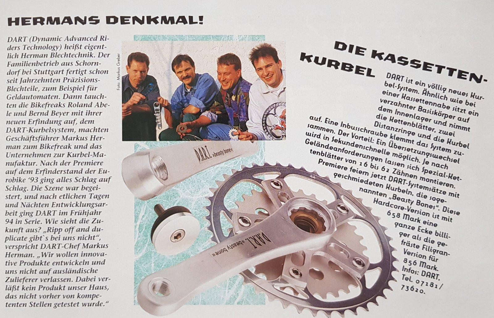 DART Herman Blechtechnik aus Typisch Deutsch Artikel aus Bike 1995_06.jpg