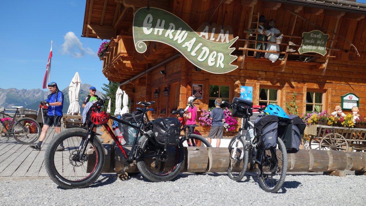 Zillertal Mountainbike – Biken auf der Zillertaler Spielwiese