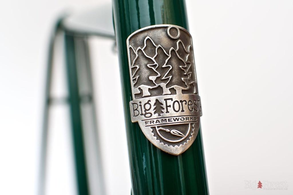 metal head badge f r last fastforward mtb. Black Bedroom Furniture Sets. Home Design Ideas