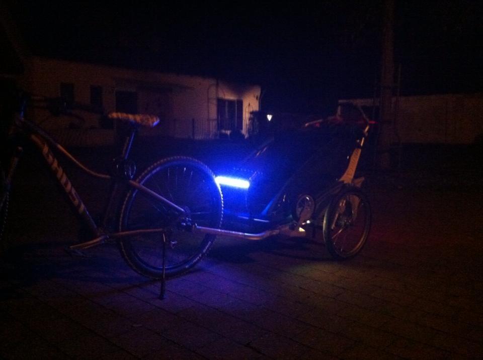 Chariot Cougar 2 beleuchten | MTB-News.de