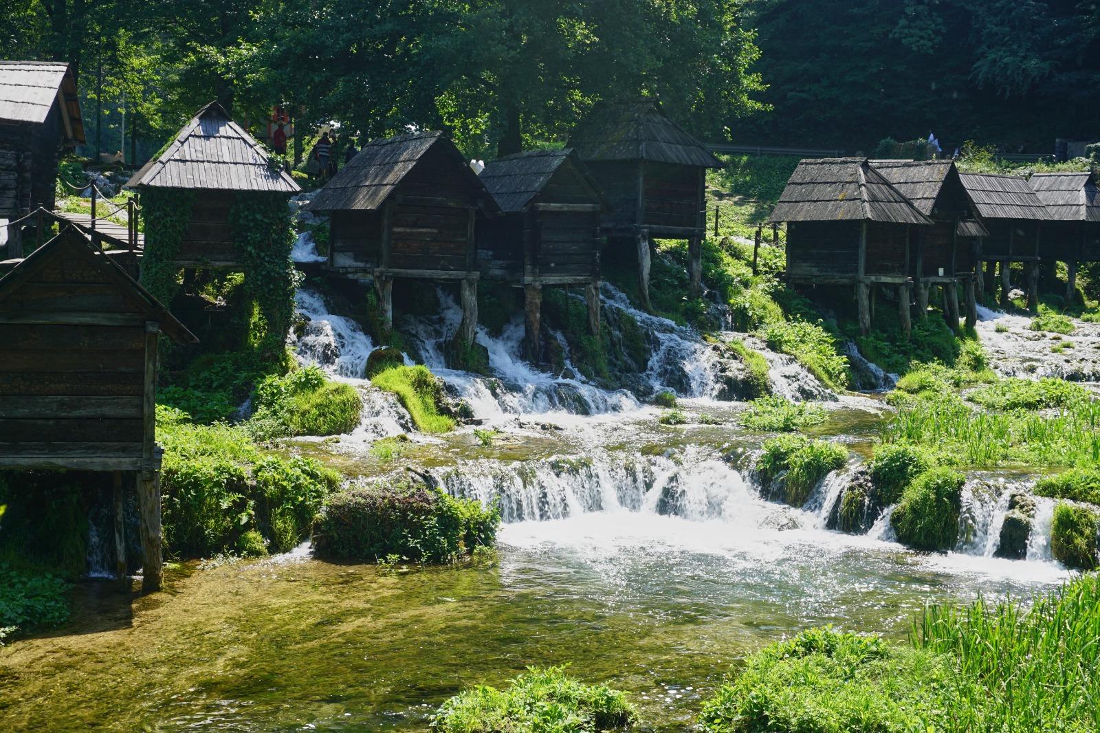 Jaice Wassermühlen