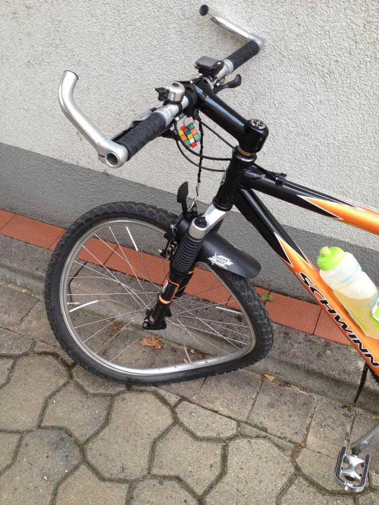1x Fahrrad Reflektierende Aufkleber Mountainbike Rad Reflexstreifen Aufkleb