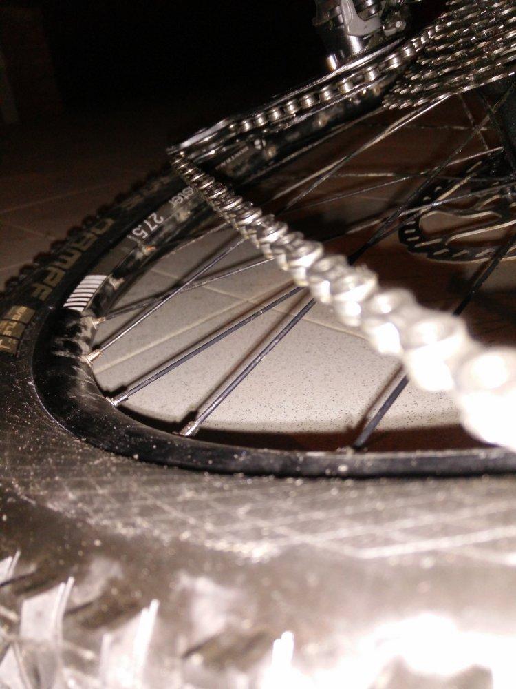 Foru-1 Fahrrad-Kettenbrecher zum Entfernen von Kettenwerkzeugen