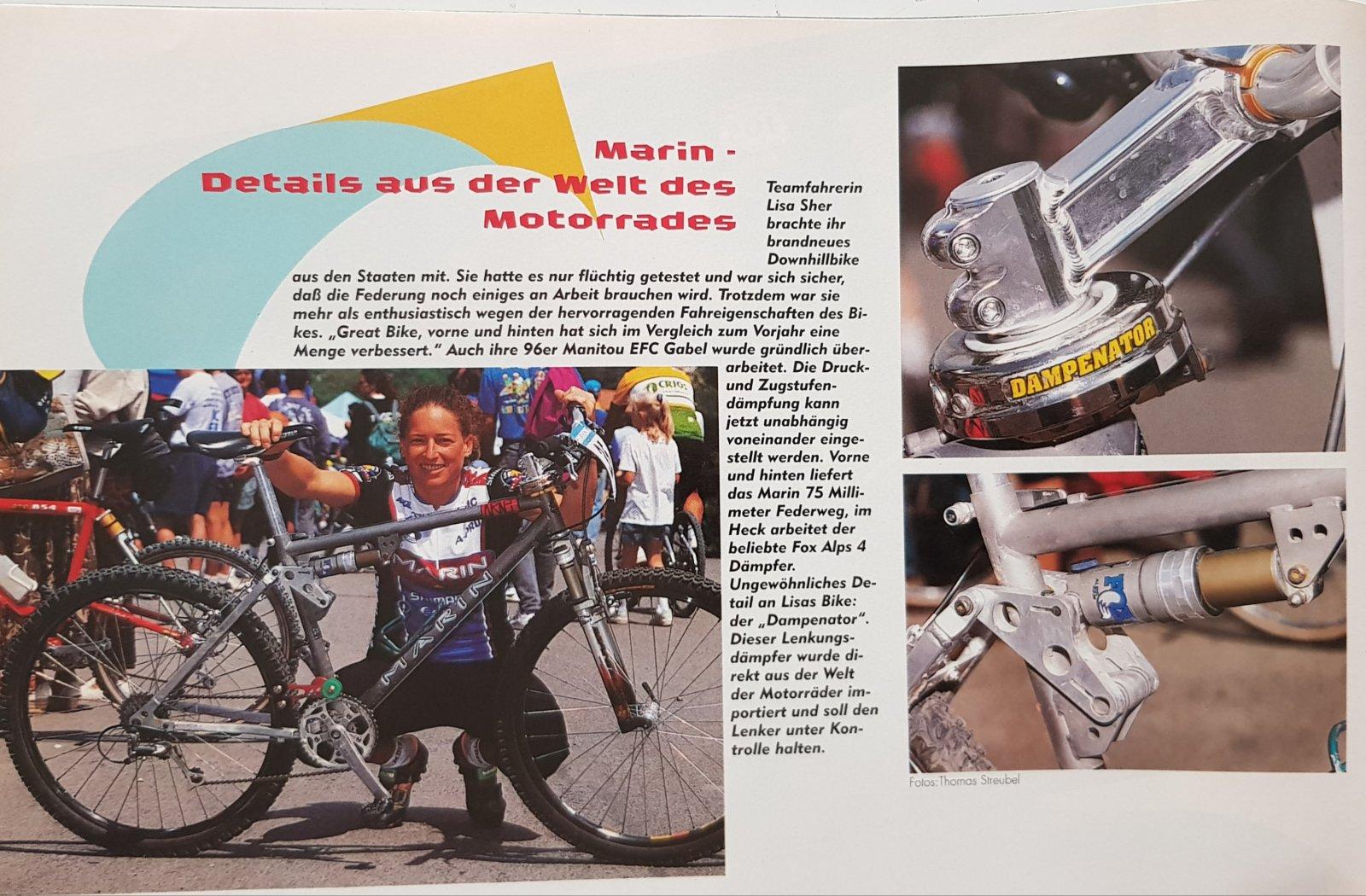 Marin FS Team DH Bike Lisa Sher aus Bike 1995_07.jpg