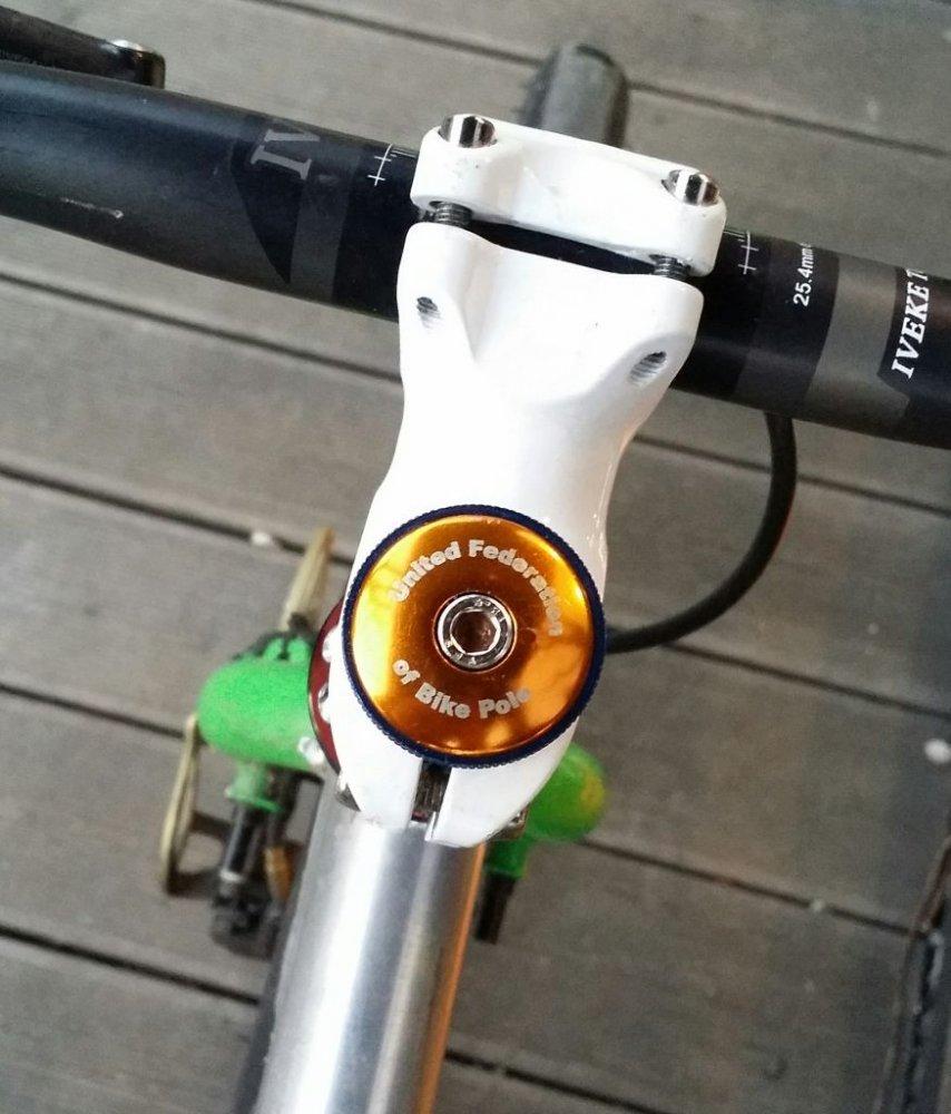 MPC-New carbon handlebar&White  stem&Headset  (6) - UFP Aheadset.
