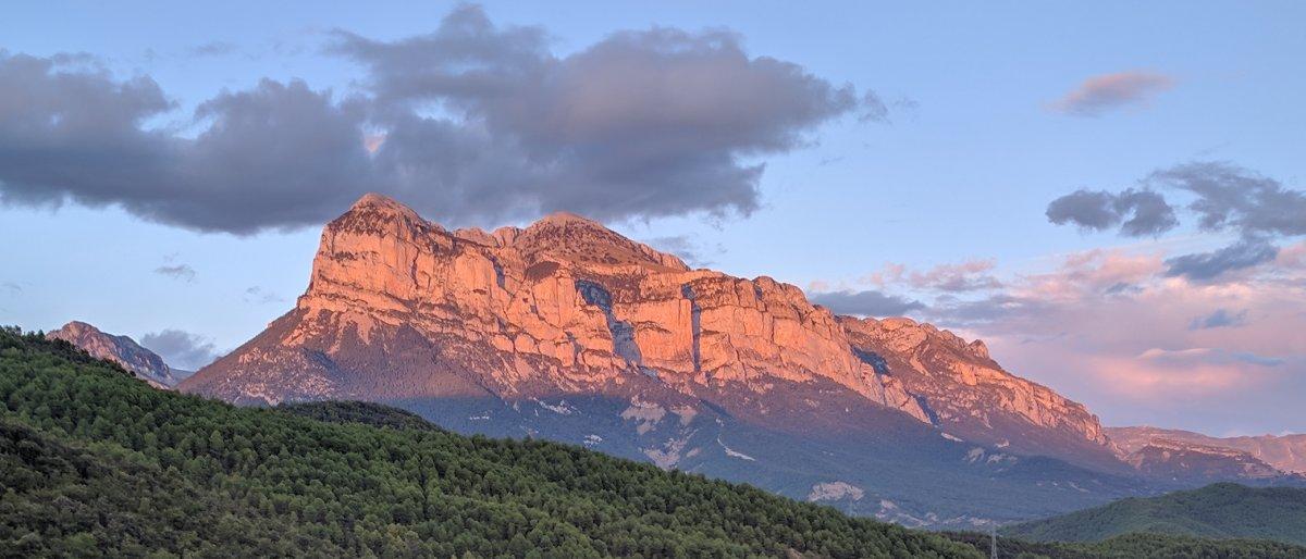Peña Montañesa.