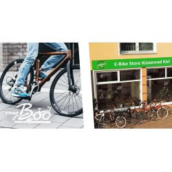 my Boo Bambusfahrräder / E-Bike Store Küstenrad Kiel