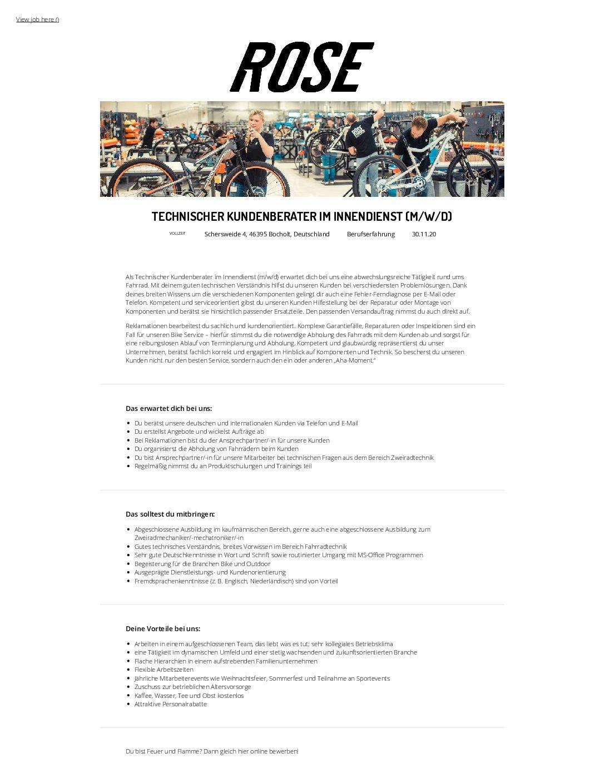 ROSE Bikes GmbH