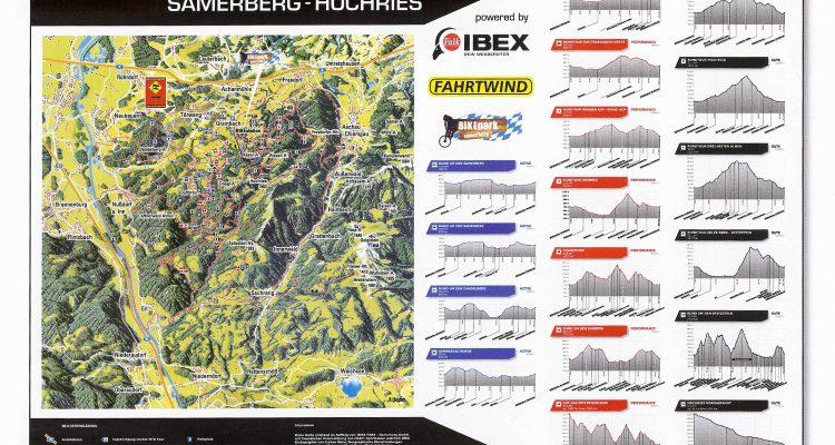 Bikearena_Samerberg-Hochries_Karte