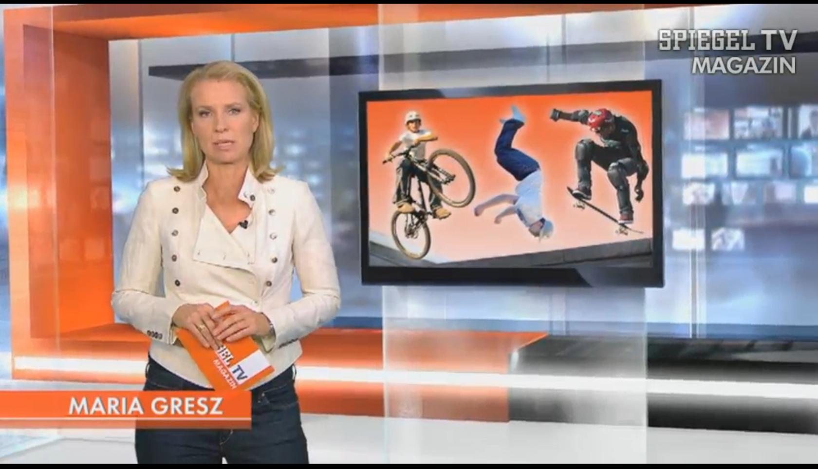 Spiegel tv mit fragw rdigem beitrag ber den downhill for Spiegel tv news