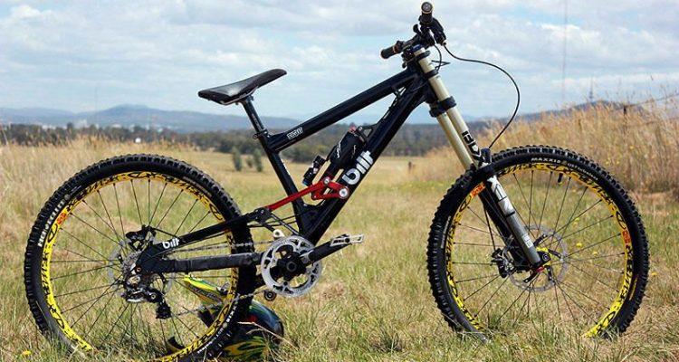 Bilt Bikes Eight Downhill 1