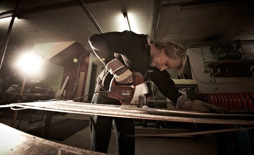 IBC Spielberghaus Skibaukurs Harald Philipp Daniel Roos 01