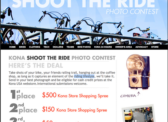 Fotowettbewerb: Kona shoot the ride - MTB-News.de