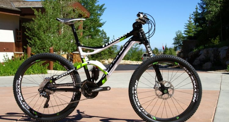 Cannondale Trigger 2013 10