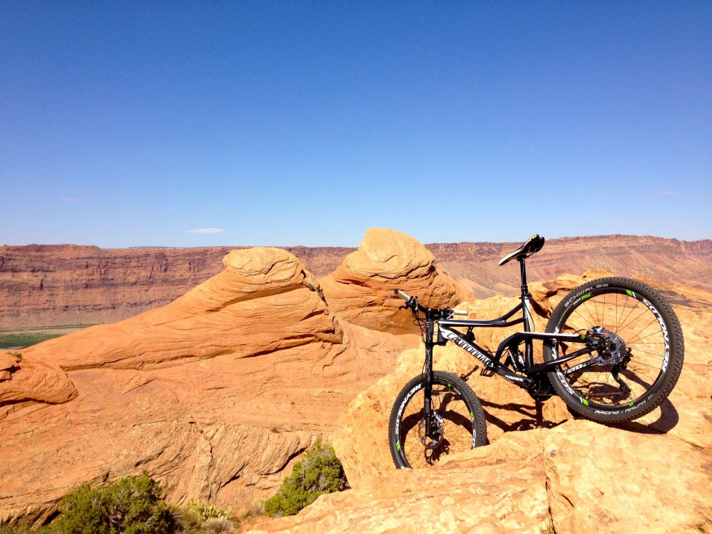 The Whole Enchilada Trail Moab by Marco Toniolo10