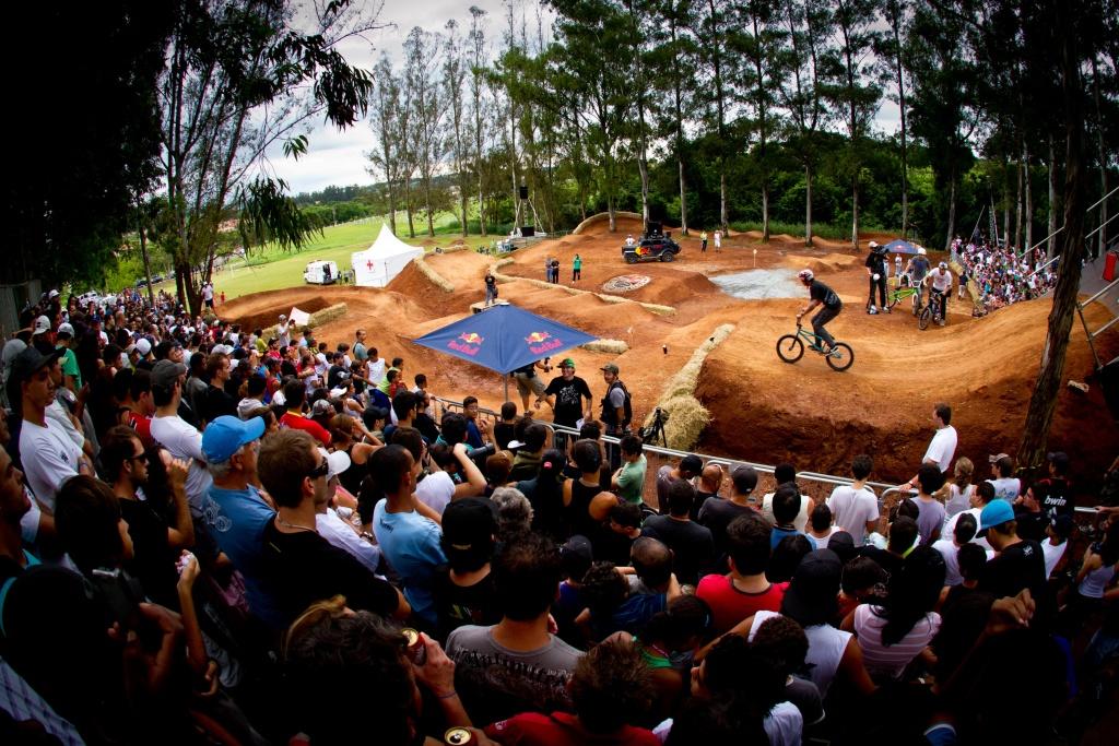 Michal Maroši in Brasilien - Red Bull Pump Riders
