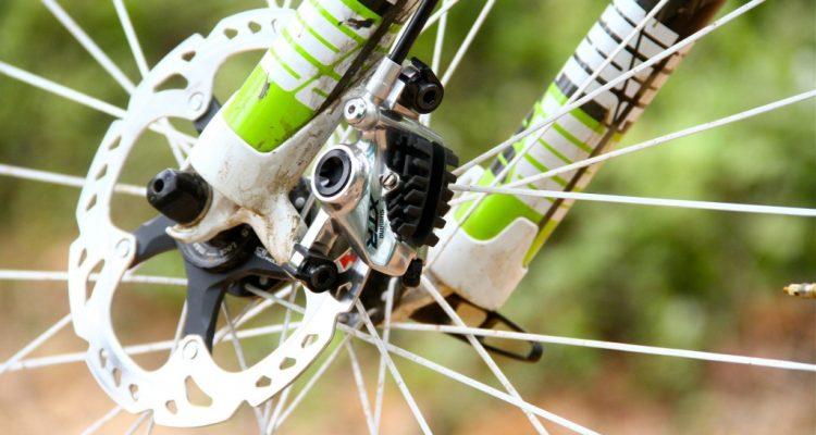 Shimano XTR Trail Disk Review IBC TS 27