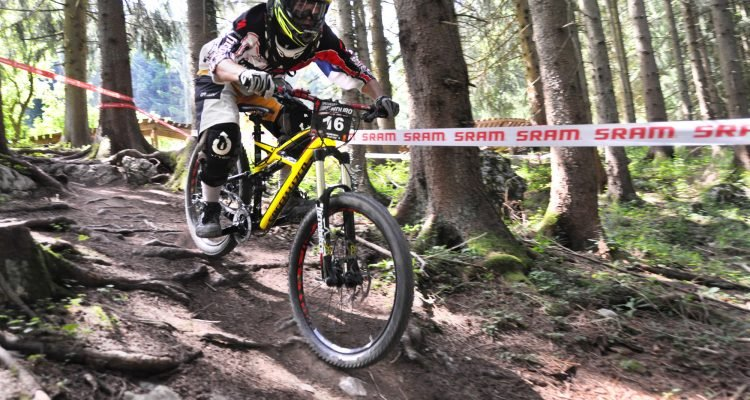 Markus Bihler - Enduro Samerberg 2012