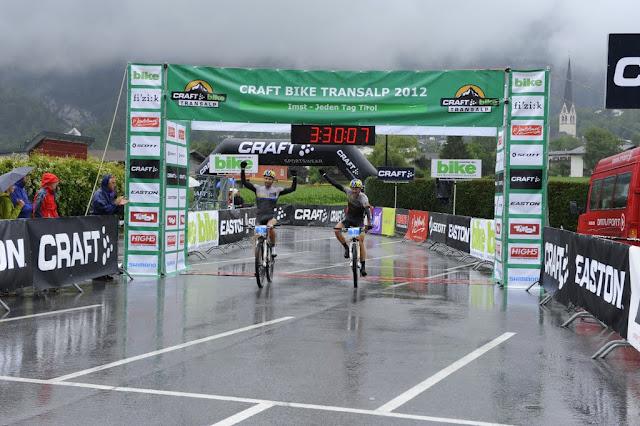So sehen Sieger aus - Karl Platt und Tim Böhme