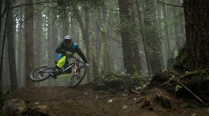 Brandon Semenuk - Action