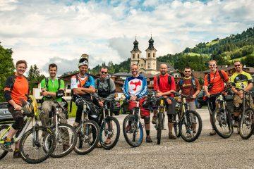 Multivan Bike Trip Tirol