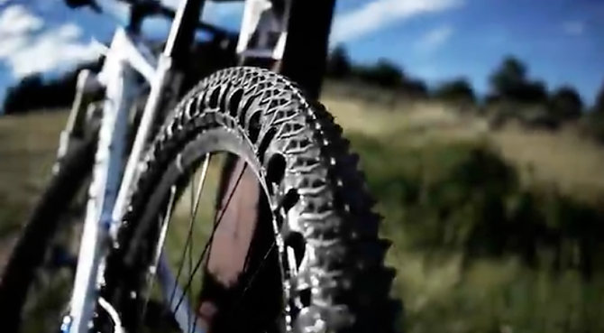 Mountainbike reifen luft
