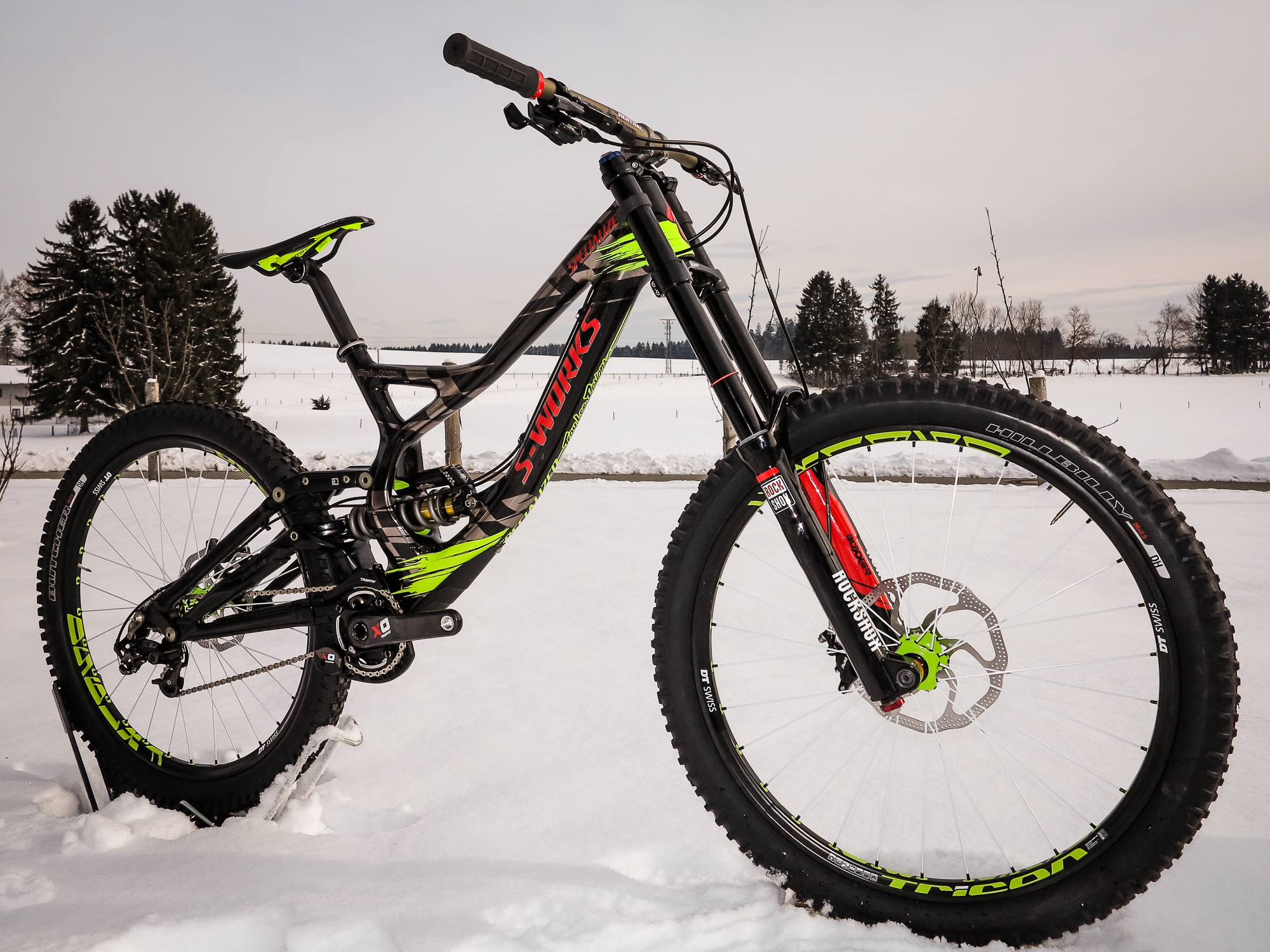 Bike Der Woche 5 Specialized S Works Demo 8 Carbon Tld