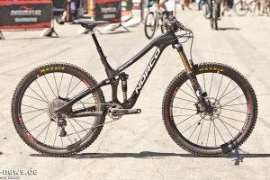 Norco Sight Carbon 2014 Prototyp