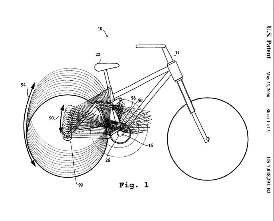 DW patent