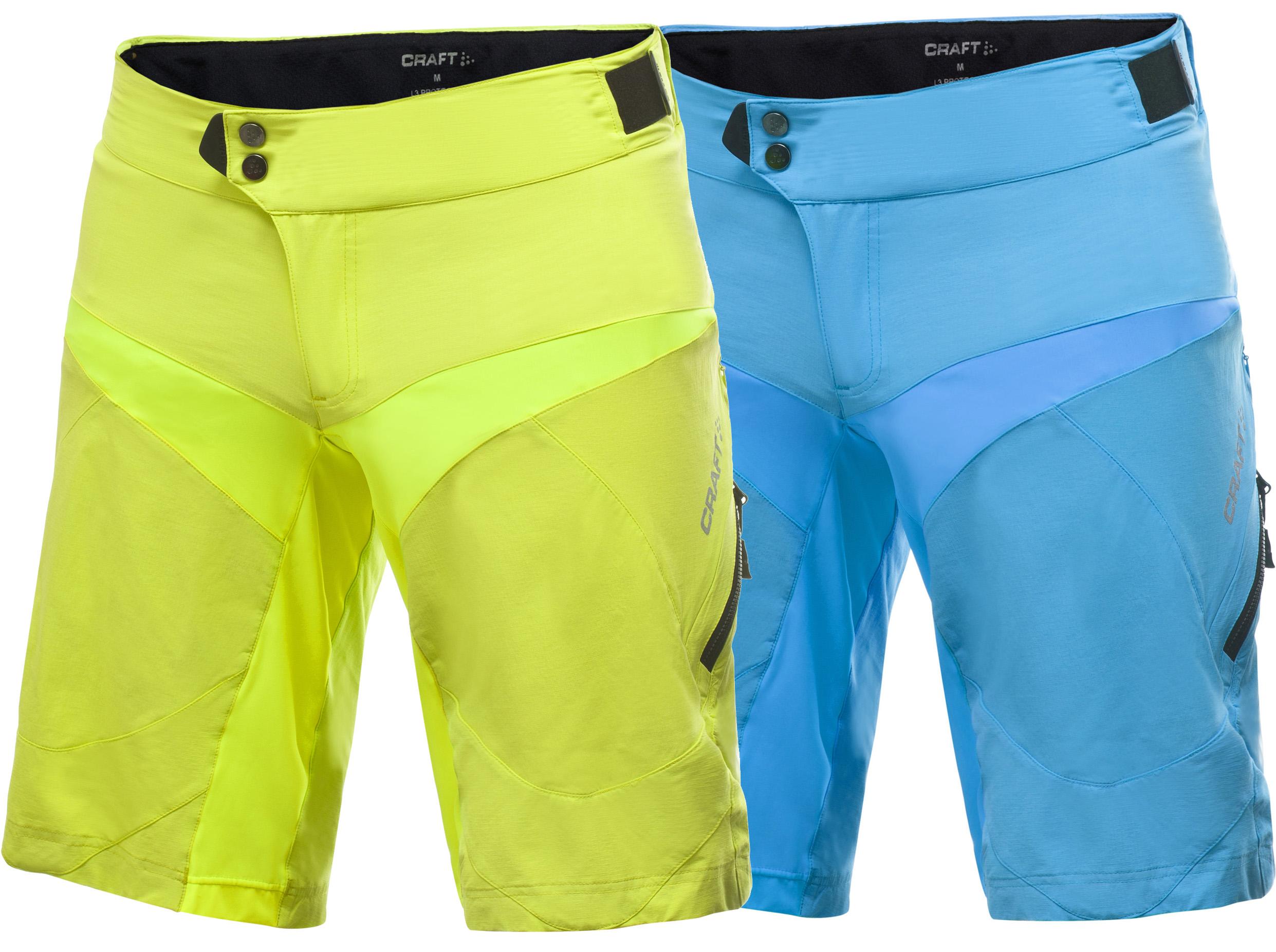 Craft neue loose fit bikewear kollektion mtb for Craft mountain bike clothing
