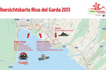 Übersicht Riva del Garda