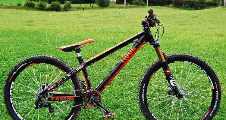 2013 Rose 4X Worlds Bike Joost 02 Bike