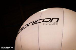 Bionicon hat uns auf der Eurobike die wichtigsten Neuheiten für 2014 präsentiert