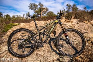 Roc Test Radon Slide Carbon 160-6