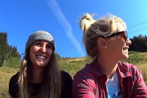 Ein World Cup Tag mit Tracey Hannah – Video aus Hafjell