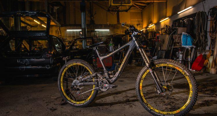 O Daddy Lampen : Wieder auf der bildfläche produktvorstellung des eaze dh bikes