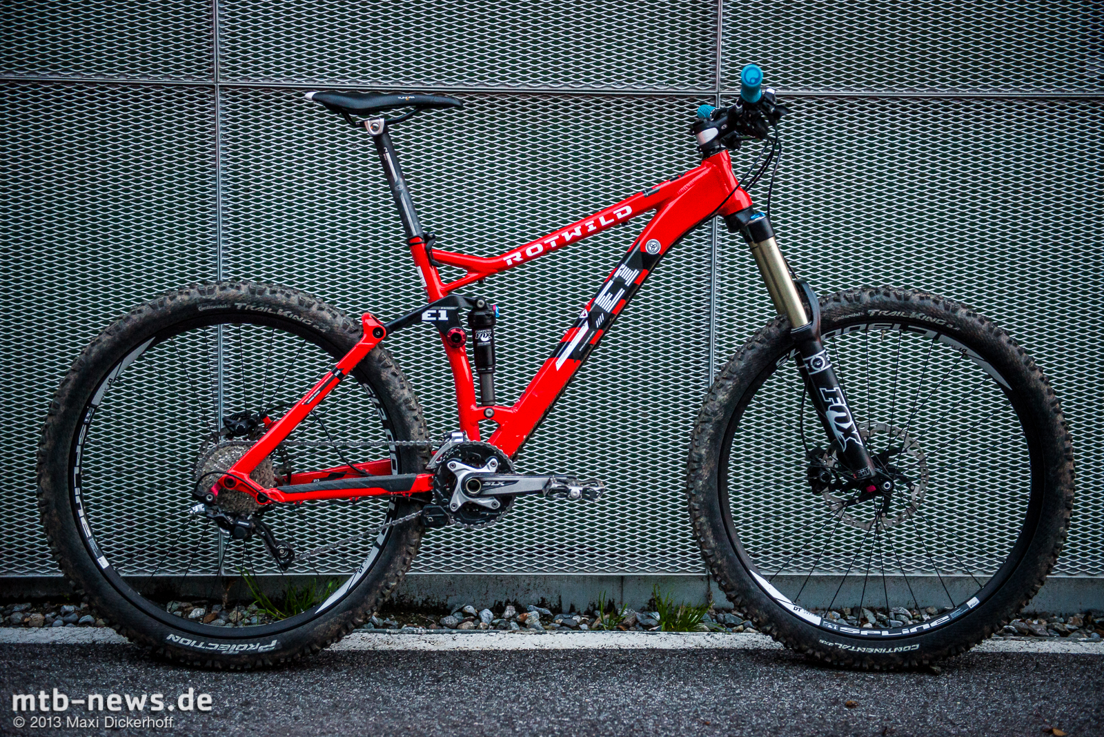 rotwild bikes 2014 e1 g1 frisches wild auf der. Black Bedroom Furniture Sets. Home Design Ideas