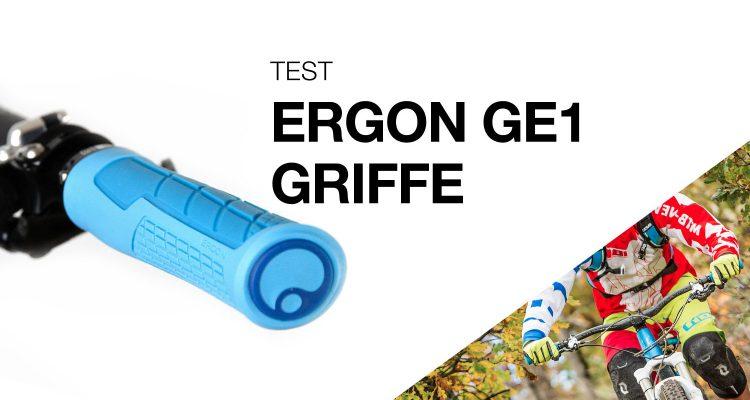test ergon ge1 enduro griffe. Black Bedroom Furniture Sets. Home Design Ideas
