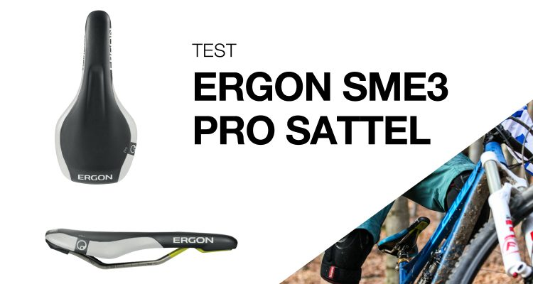 test ergon sme3 pro enduro sattel mtb. Black Bedroom Furniture Sets. Home Design Ideas