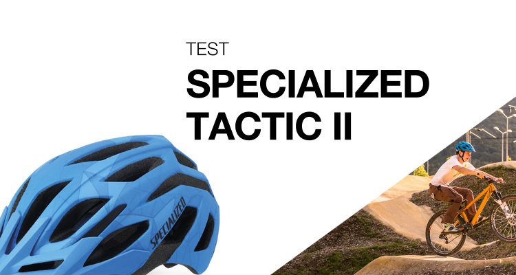 Specialized Tactic II - Leichter All-Mountain-Helm im Test