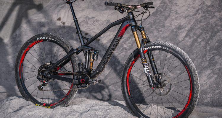 Test: Canyon Spectral AL 9 9 EX – Koblenzer Trailbike auf