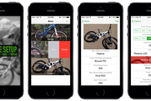 Bike Setup iOS-App