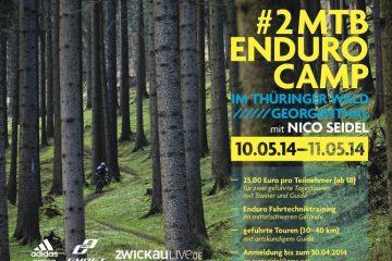 Nico Seidel - Enduro Camp im Thüringer Wald