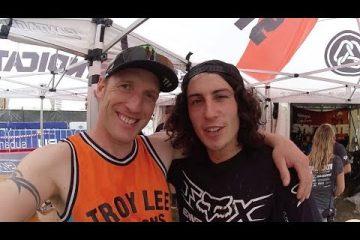 This is Peaty: Helmet Cam-Run in Cairns mit Steve Peat und Josh Bryceland