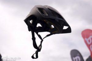 Das ist er: Der neue 661 EVO AM Helm für Enduristi und sonstige Biker