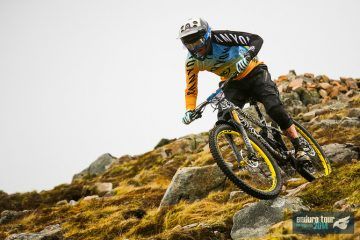 Bluegrass Enduro - Glencoe - Joe Barnes