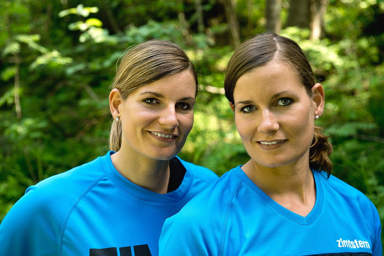 Carolin und Anita Gehrig